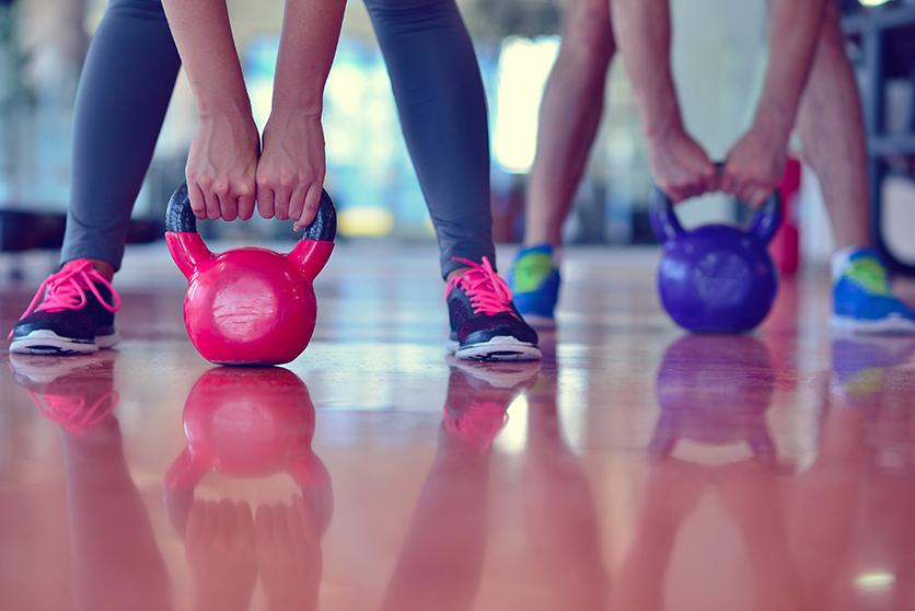 Mentor-facilitated physical activity program