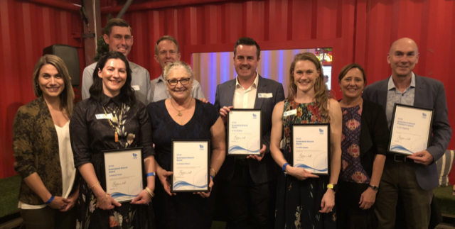 Professional excellence recognised